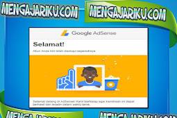 10 Tips Cepat Diterima Oleh Google Adsense (GA)