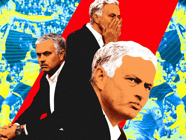 Manchester United, Jose Mourinho, dan Kesalahan-Kesalahan