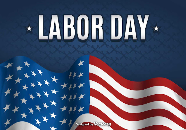 Advance Labor Day Flag Images