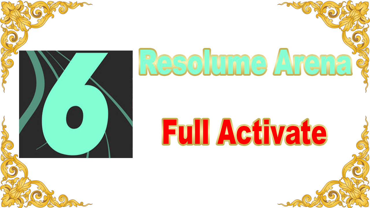 Resolume Arena 6 0 0 For Mac - www 41free com