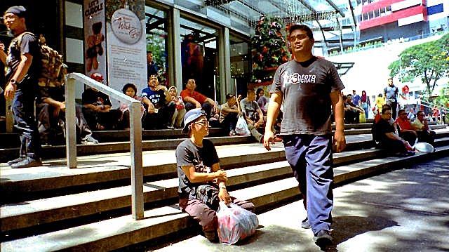 The Street Scene, Konica Genba Kantoku 28WB 02