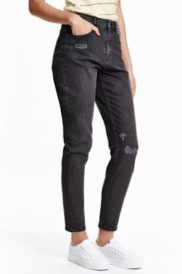 trendy 2016 mom jeans jeansy z wysoką talią blogger co kupić na wiosnę