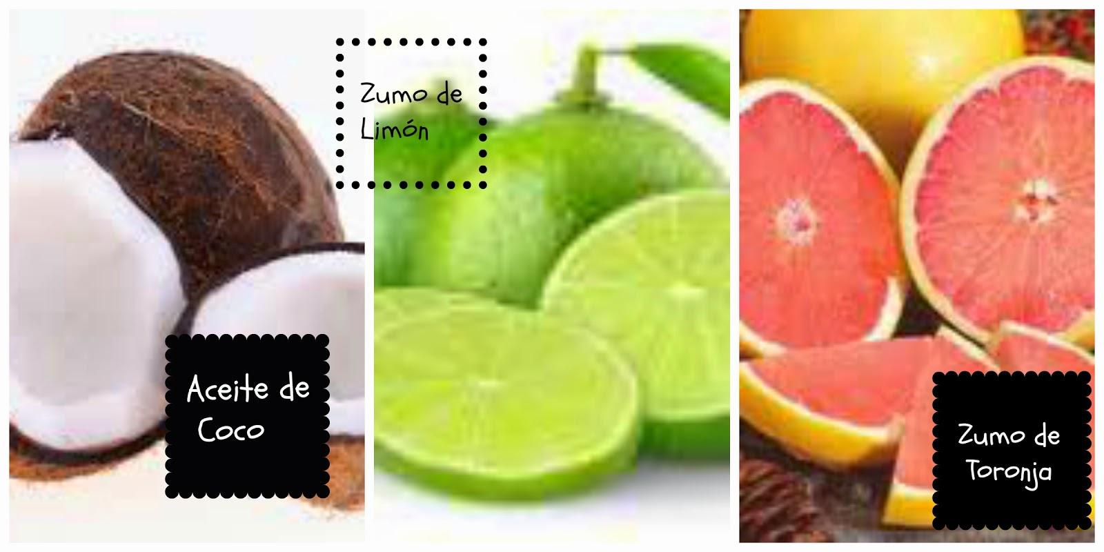 zumo de limon y celulitis