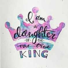 the daughter of king