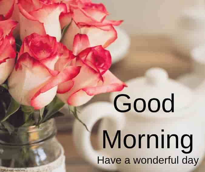 wishes of good morning images