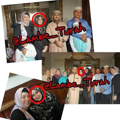 Foto Yuyun Wahyuni, Istri Kedua Ustad Al Habsyi yang Ternyata Sering Dibawa ke Tausiyah