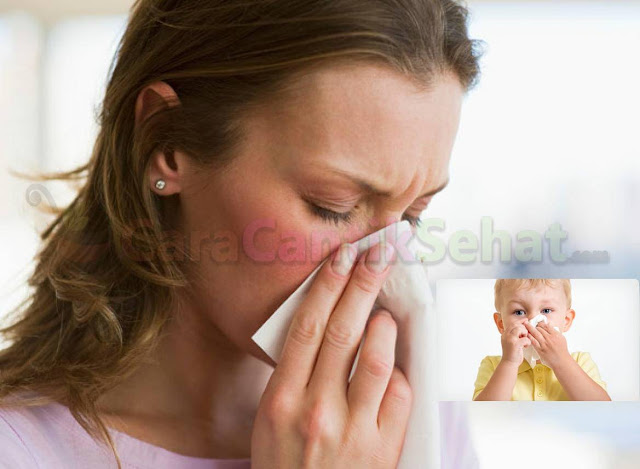 Cara Mengatasi Hidung Tersumbat