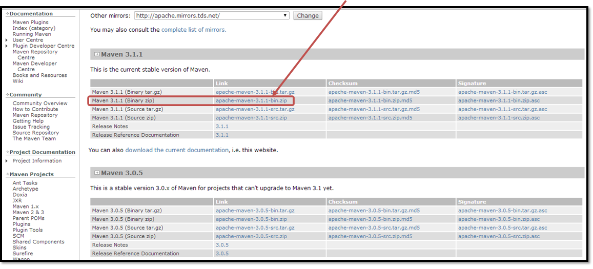 Tech talks of Sherihan   : How to setup a Maven repository?