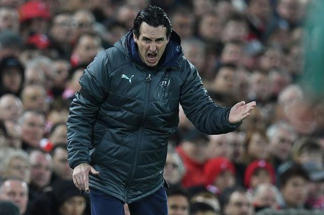 Thua thảm Liverpool, HLV Emery nói gì?