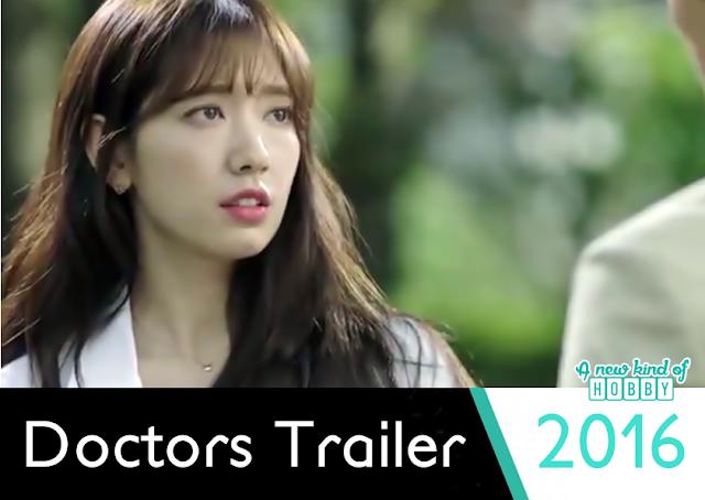Park Shin Hye & Kim Rae Won New korean Drama 2016 - Doctors 5 Minutes Trailer