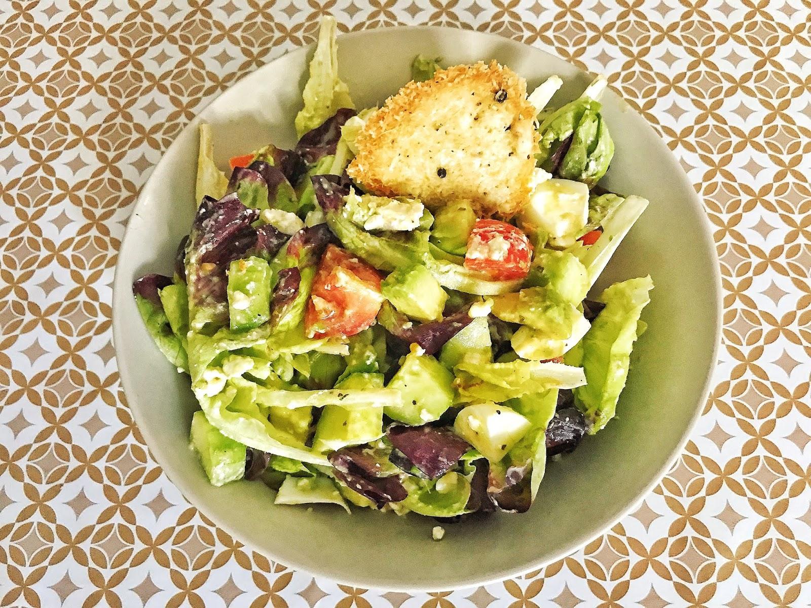 salade détox été