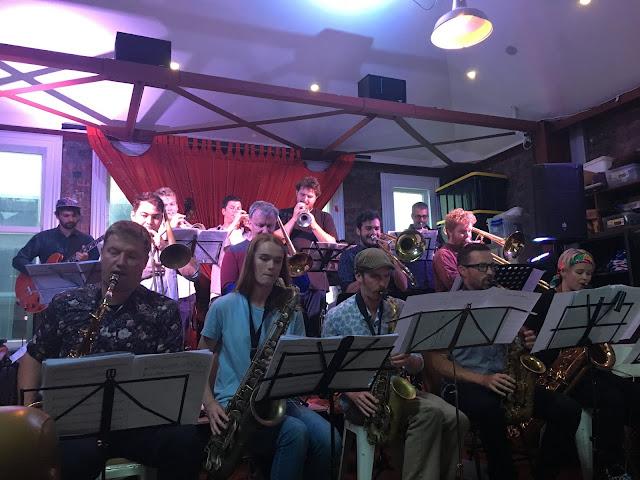New Zealand Jazz Big Band