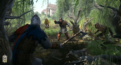 Kingdom Come Deliverance Game Image