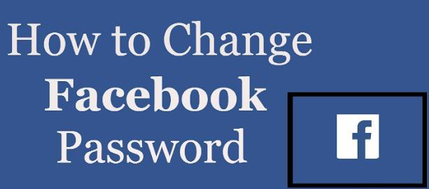 Facebook Login Change Password How To