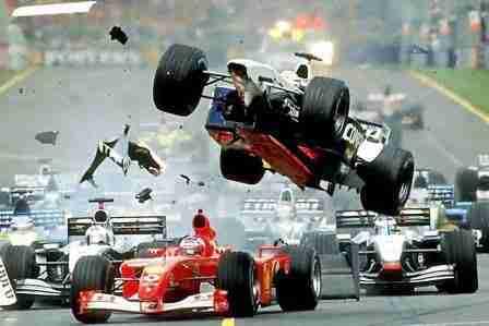 kecelakaan paling fatal dan paling tragis di dunia balapan F1