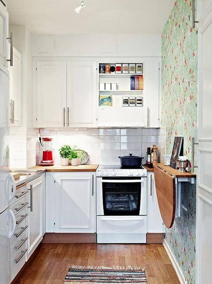 Small Kitchens Tips and Tricks 1
