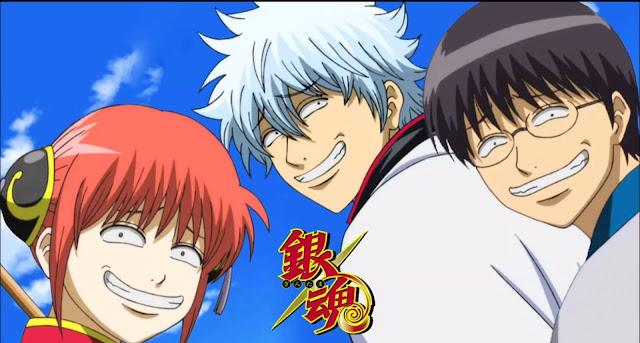 GINTAMA : Anime Paling Gokil