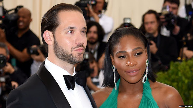 Serena Williams and Alexis Ohanian tie the knot in star-studded bash