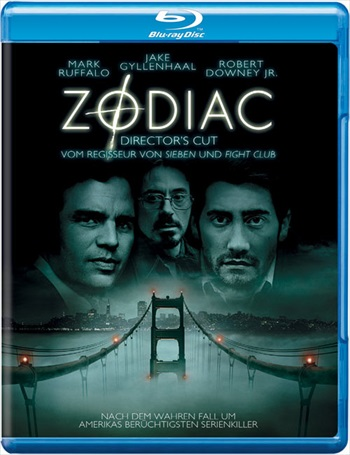 Zodiac 2007 Dual Audio Hindi 480p BluRay 450mb