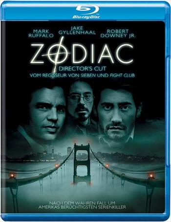 Zodiac 2007 Dual Audio Hindi 720p BluRay 950mb