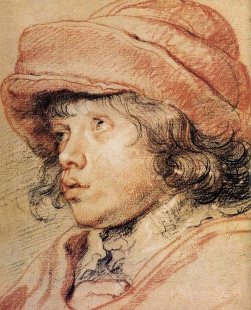Garret' Drawing Day Ruben' Children