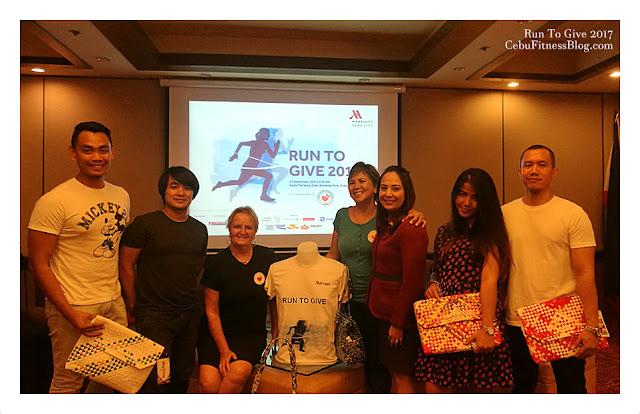 Cebu City Marriott Hotel Run To Give 2017