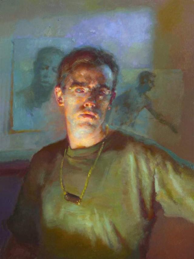 Американский художник-реалист. Dan Thompson 6