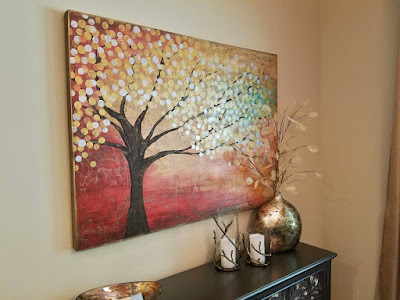 large tree painting