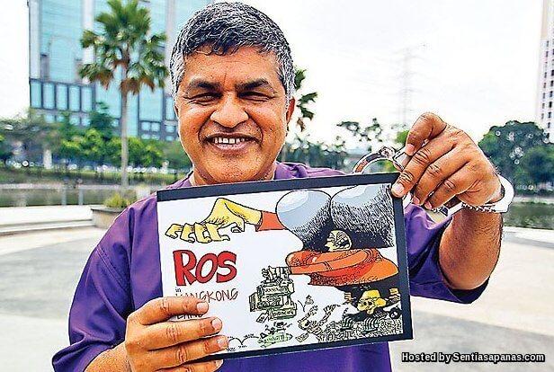 Zulkifli Anwar Ulhaque (Zunar)