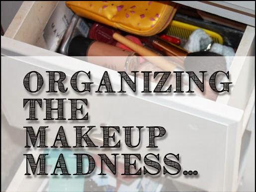 Organizing the makeup madness..