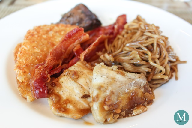 Breakfast Buffet at Spectrum, Fairmont Makati