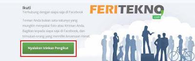 Facebook dari jaman ke jaman memang selalu terupdate penggunanya Nih Cara Membuat Akun Facebook yang Hanya Bisa di Ikuti (Tidak Bisa Tambahkan Teman)