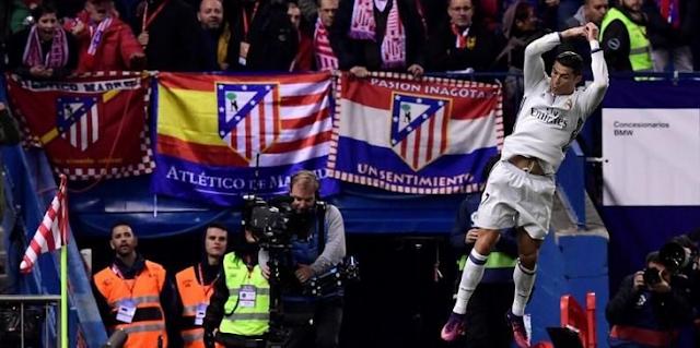Atletico Madrid vs Real Madrid, Siapakah Yang Akan Menjadi Lawan Juventus Di FInal Liga Champions
