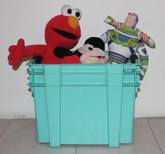 cajon reciclado