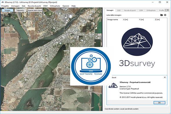 3Dsurvey v2.7.0