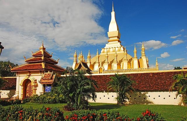 Vacances originales au Laos