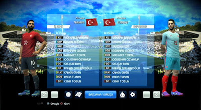 PES 2013 Turkey Euro 2016 GDB by