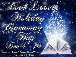 Book Lover's Holiday Giveaway Hop