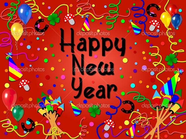 Colorful Pictures For This Happy New Year 2016