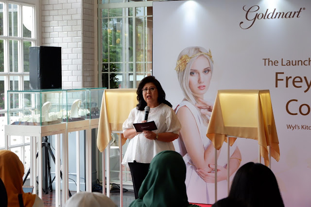 freya collection by goldmart inspirasi kecantikan dan kemewahn dewi freya