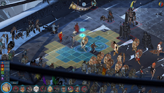 The Banner Saga APK DATA [Unlimited Rep]