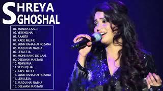 Shreya ghoshal hit songs