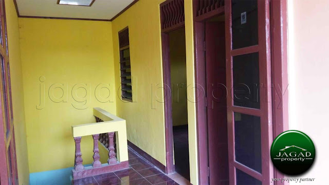 Ruko dan Rumah tepi jalan dekat Jogja Bay