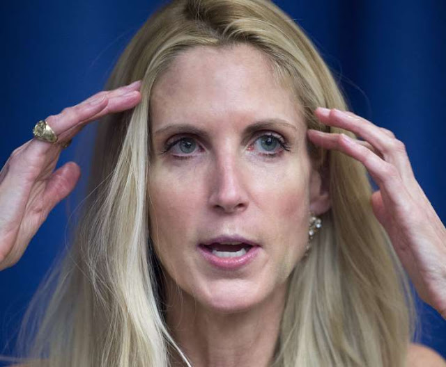 Ann Coulter: Delta Moved My Seat For Political Reasons
