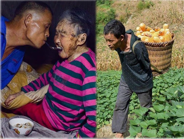 "Hardworking ""Corn Man"" inspires netizens, photos go viral"