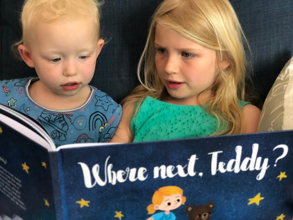 Where next, Teddy? Personalised Book Review
