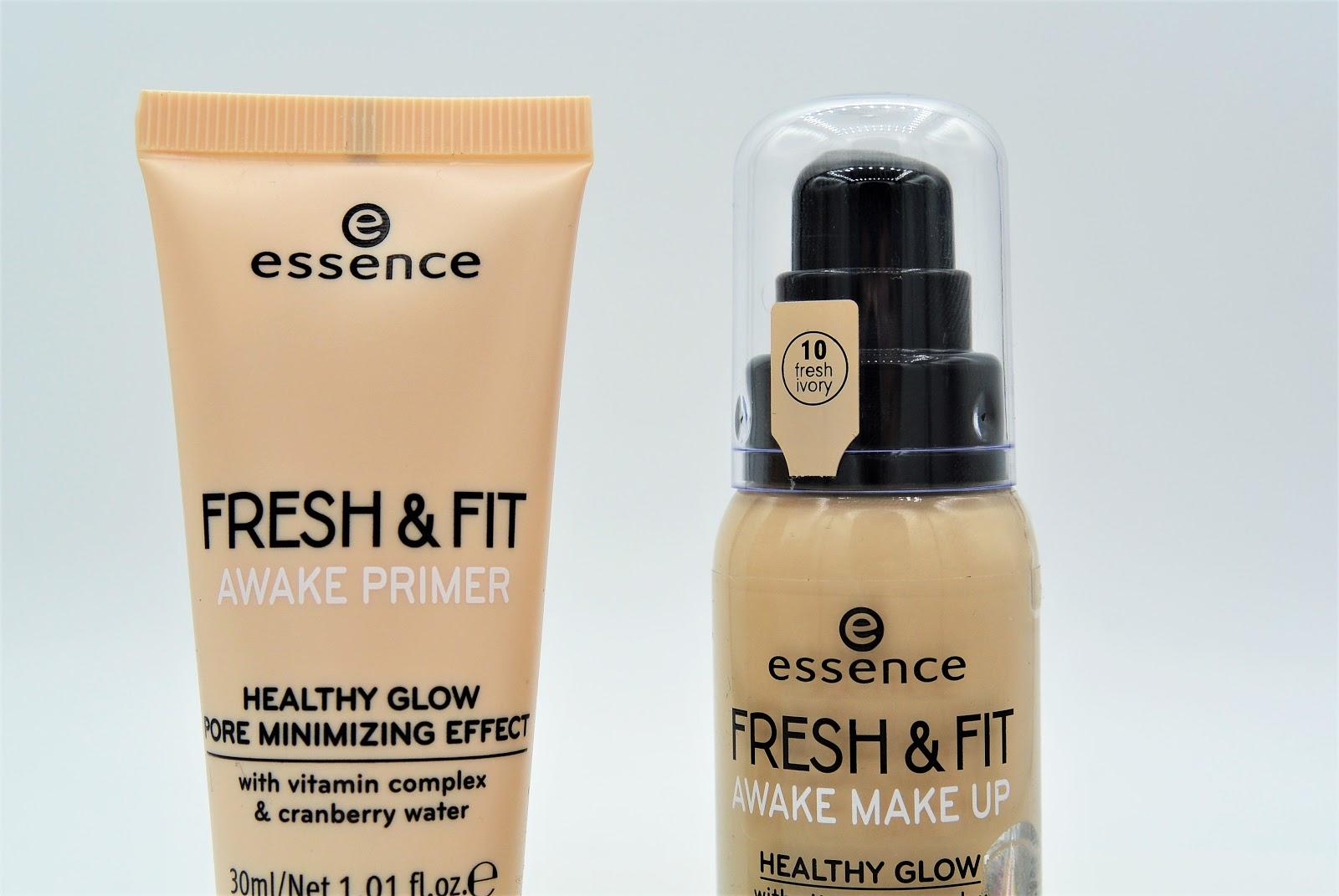 Review Essence Fresh Fit Primer Foundation Irispraat Nl