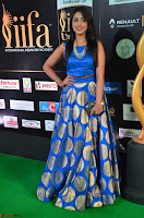 Madhu Shalini Looks Super Cute Slim trim Blue Choli Ghagra IIFA Utsavam Awards 021.JPG