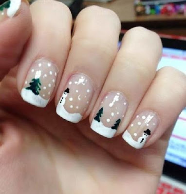 classy-and-stylish-christmas-nail-art-designs-for-girls-5