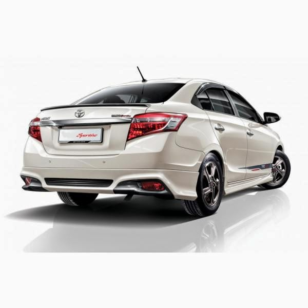 add on Toyota Vios TRD Sportivo 13-15